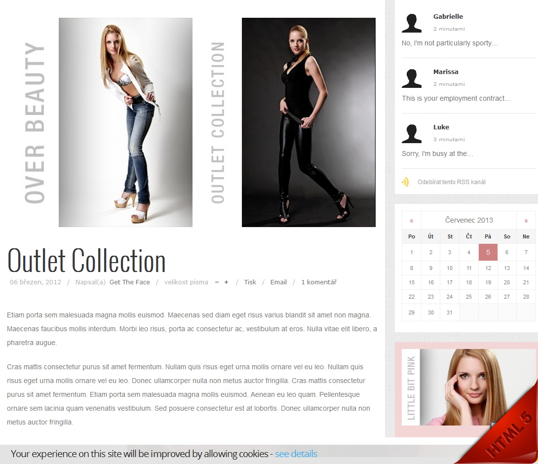 Reference webdesign-Fashion02